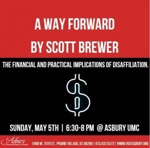 A Way Forward by Scott Brewer