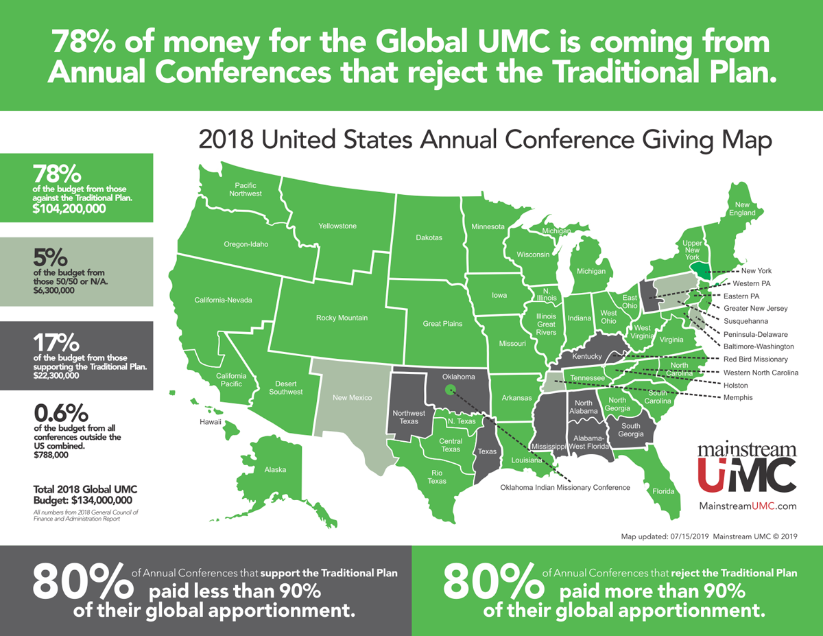 UMC Giving Map